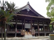8:34 豊国神社(千畳閣)