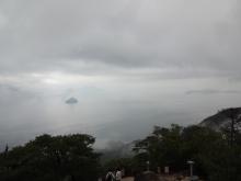 10:49 獅子岩展望台から見た瀬戸内海