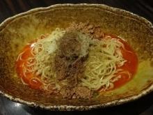 13:29 私~ 汁なし担担麺 ×4 580円