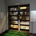 14:39 城の中に入ると、自動ドアが(@_@)