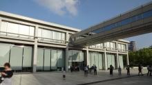 17:15 広島平和記念資料館 到着