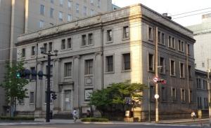 18:14 旧日本銀行広島支店