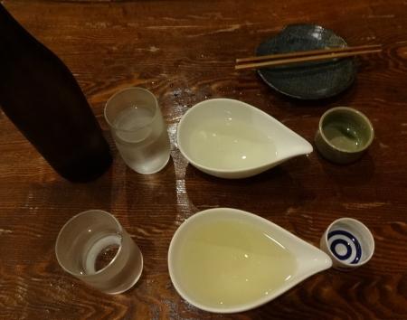 19:17 日本酒