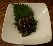 19:25 広島菜キムチ 450円