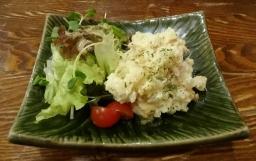 19:57 ポテトサラダ 550円