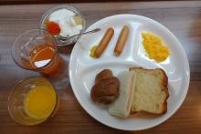 7:16 夫の朝食