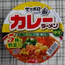 サッポロ一番 カレーラーメンどんぶり 116円