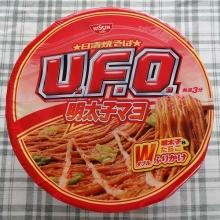 日清焼そばU.F.O. 明太子マヨ焼そば