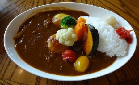 11:49 今月の野菜カレー