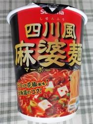 四川風麻婆麺 100円