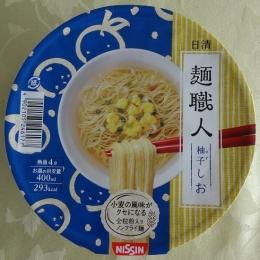 麺職人 柚子しお 102円