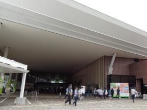 11:21 札幌競馬場到着
