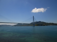 11:44 多々羅大橋