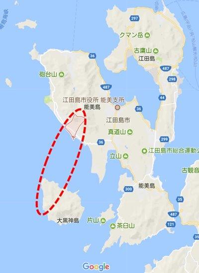 s-グーグル地図・畑