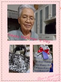 母の日のpresent
