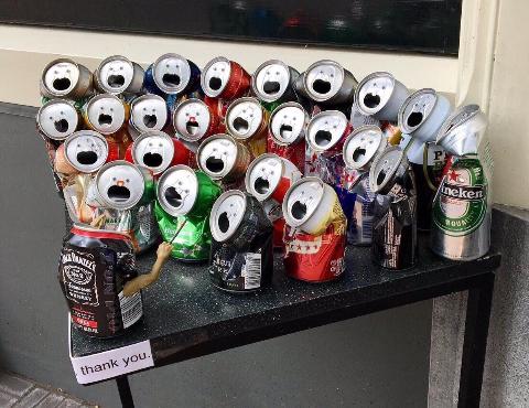カンカンの合唱