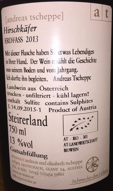 Weinbauer Andreas Tscheppe 2013 part2