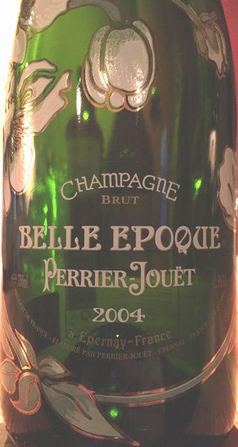 Belle Epoque Perrier Jouet 2004