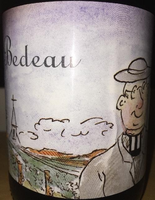 Bourgogne Rouge Bedeau Domaine de Chassorney 2015