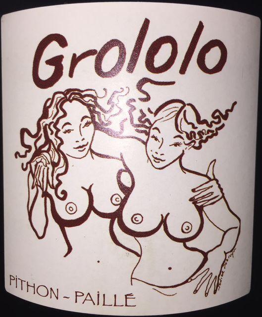 Grololo Pithon Paille 2015 part1