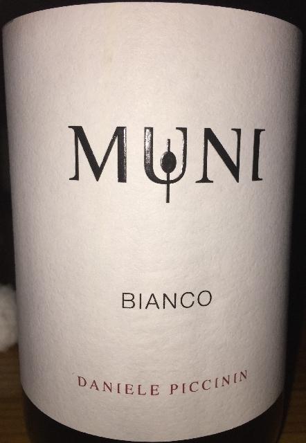Muni Bianco Daniele Piccinin 2015 part1
