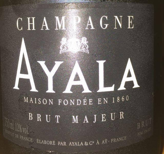 Ayala Brut Majeur