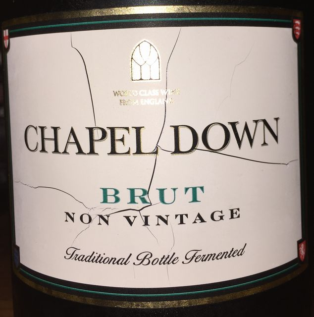 Chapel Down Brute NV