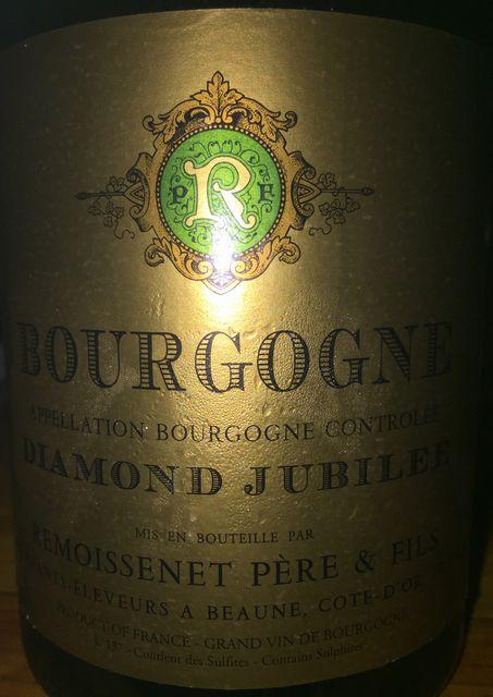 Bourgogne Diamond Jubilee Remoissenet 1997