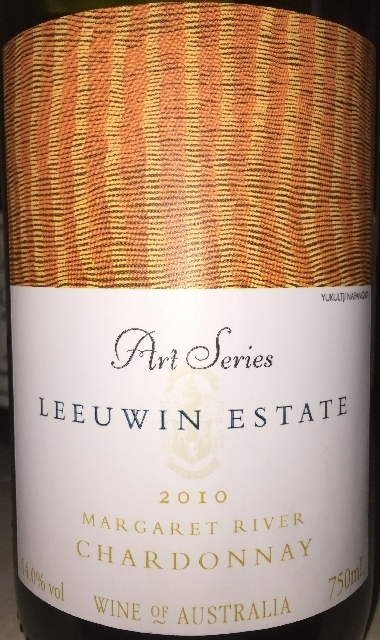Leeuwin Estate Chardonnay Art Series 2010