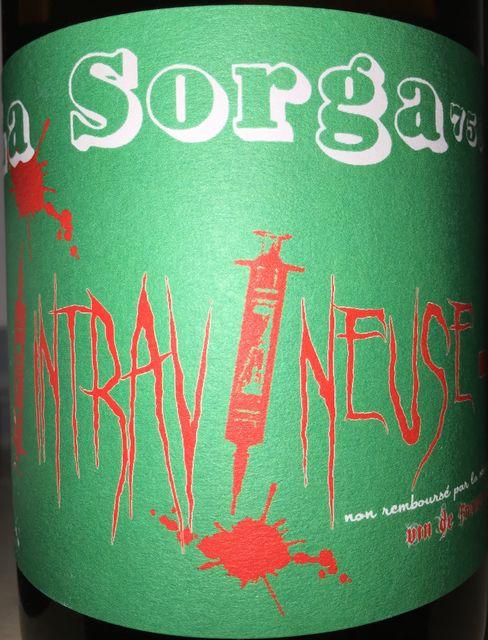 Sarl La Sorga Intravineuse part1