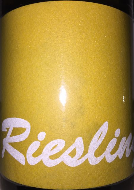 Shobbrook Wines Riesling 2016 part1
