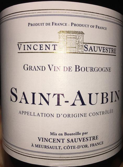 Saint Aubin Vincent Sauvestre 2012