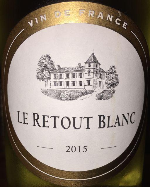 Le Retout Blanc 2015 part1