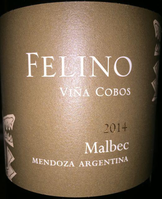Felino Vina Cobos Marbec Mendoza Argentina 2014 part1