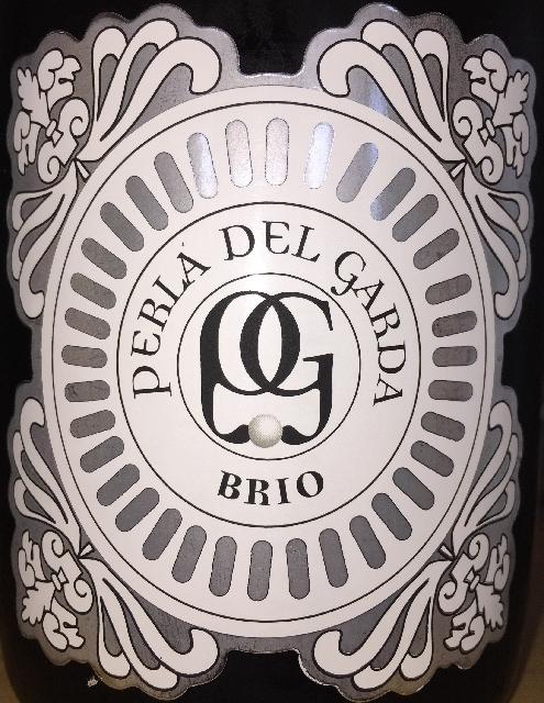 BRIO Spumante Perla Del Garda Chardonnay DOC Garda NV