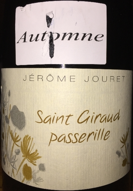 Saint Giraud Passerille Jerome Jouret Autonme 2006 part1