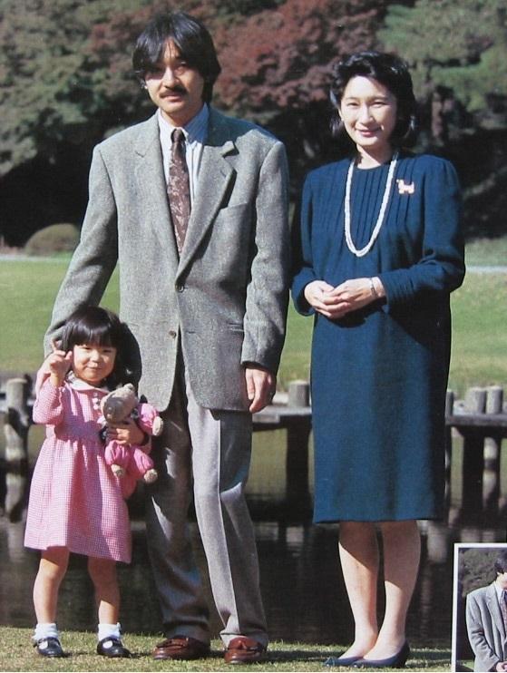 ●C平成6年11月 秋篠宮殿下満29歳お誕生日