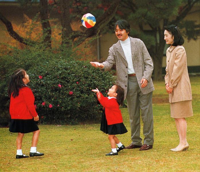 ●E1997年平成9年11月13日宮邸の庭32才
