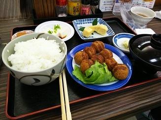 ごはん屋 まるとく 松山保免店No1