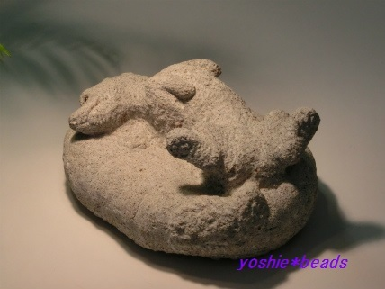 石彫 ダックス