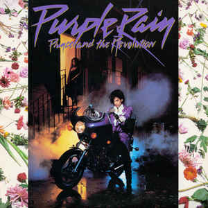 Prince the Revolution Purple Rain