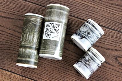 壁デコ インテリア用マスキングテープ (7)