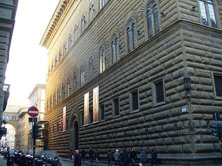 ストロッツィ宮殿1