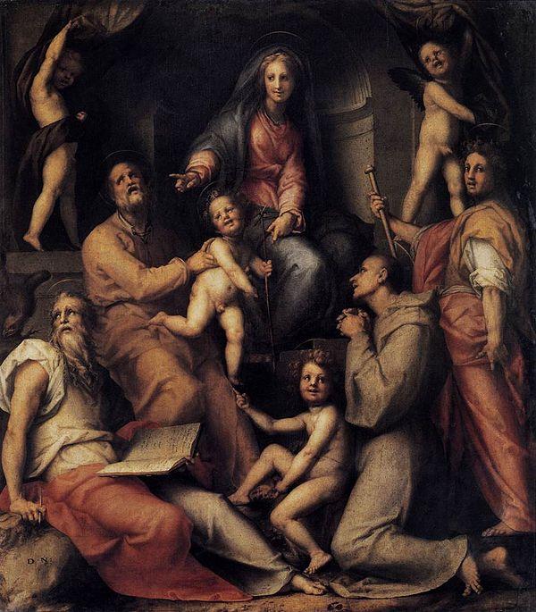 プッチ祭壇画