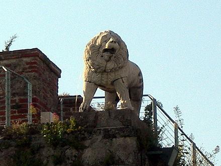 leone etrusco