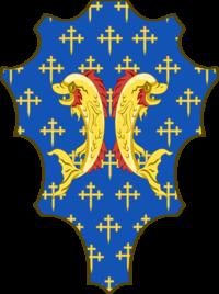 パッツィ家の紋章