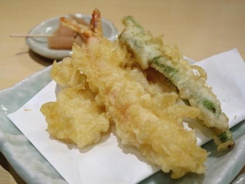 天ぷら盛合わせ