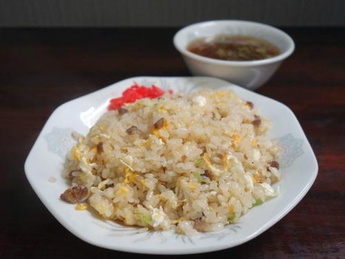 チャーハン(スープ付)