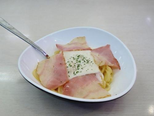 3種のチーズクリームパスタ