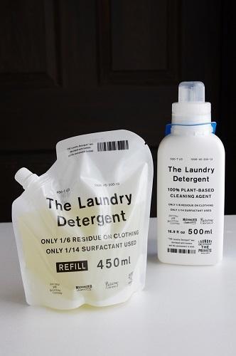 s-THE 洗濯洗剤